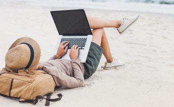 Профессии, позволяющие работать и путешествовать