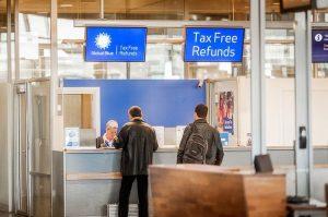 Пункты Tax Refund