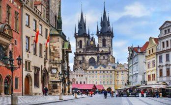 Путешествие по Центральной Европе