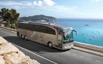 путешествия на автобусе