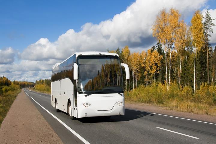 Путешествия на автобусе по России