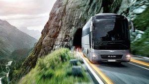 Путешествия на автобусе по миру