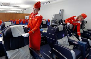Работа стюардессой
