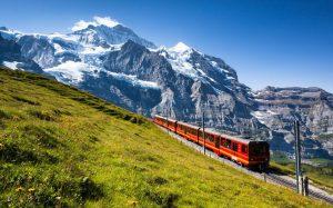 Самостоятельное путешествие на поезде по Европе