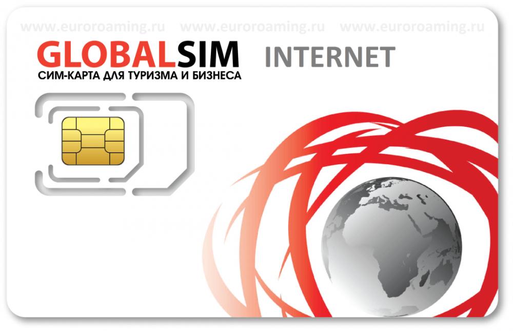 Сим-карта GlobalSim