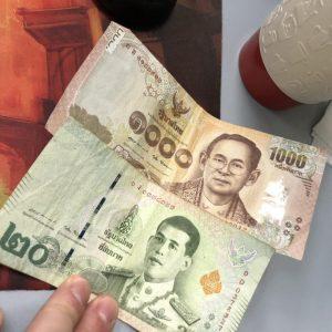 Сколько денег брать с собой в Таиланд