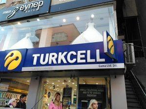 Türkcell в Турции