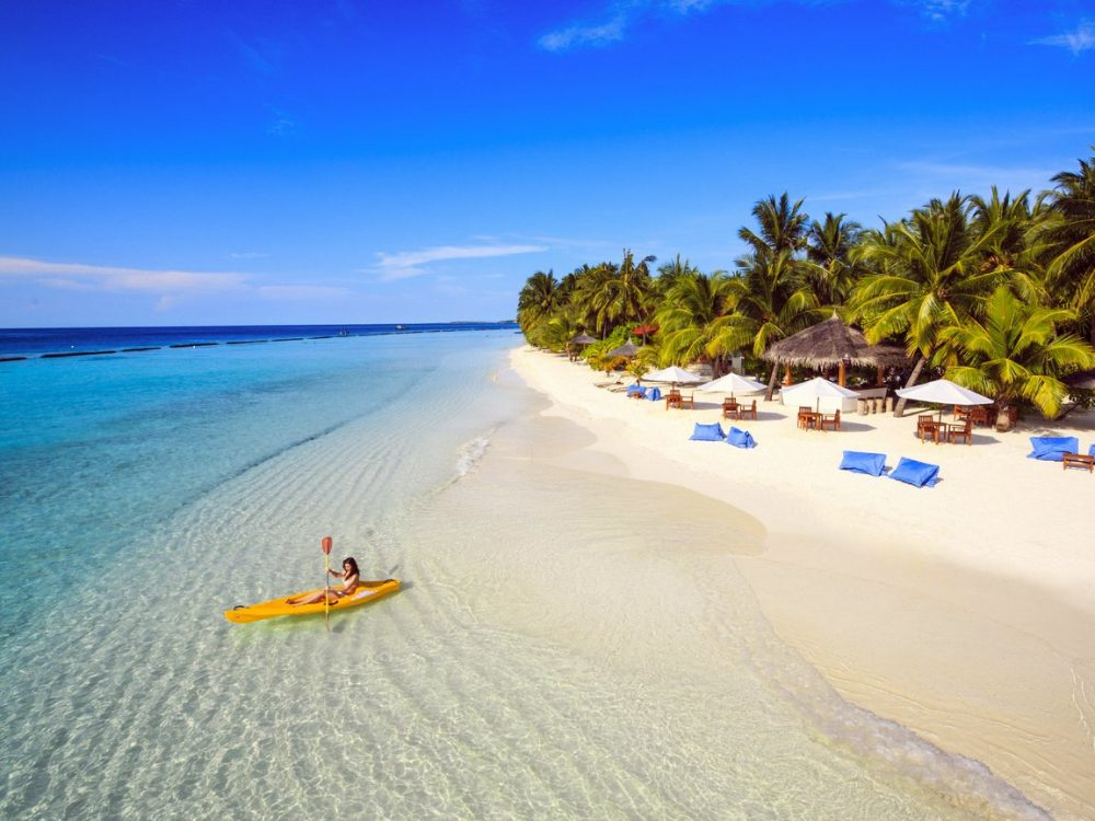 ТОП 5 мировых пляжных курортов