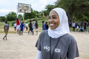 Волонтерская организация VSO