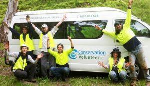 Волонтерская программа Conversation Volunteers