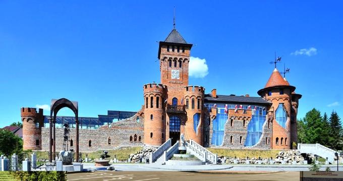 маршрут, замок, собор, площадь, с детьми